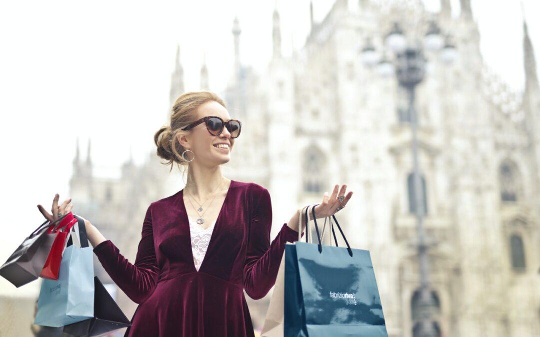 Was ist eine Shopper Tasche?