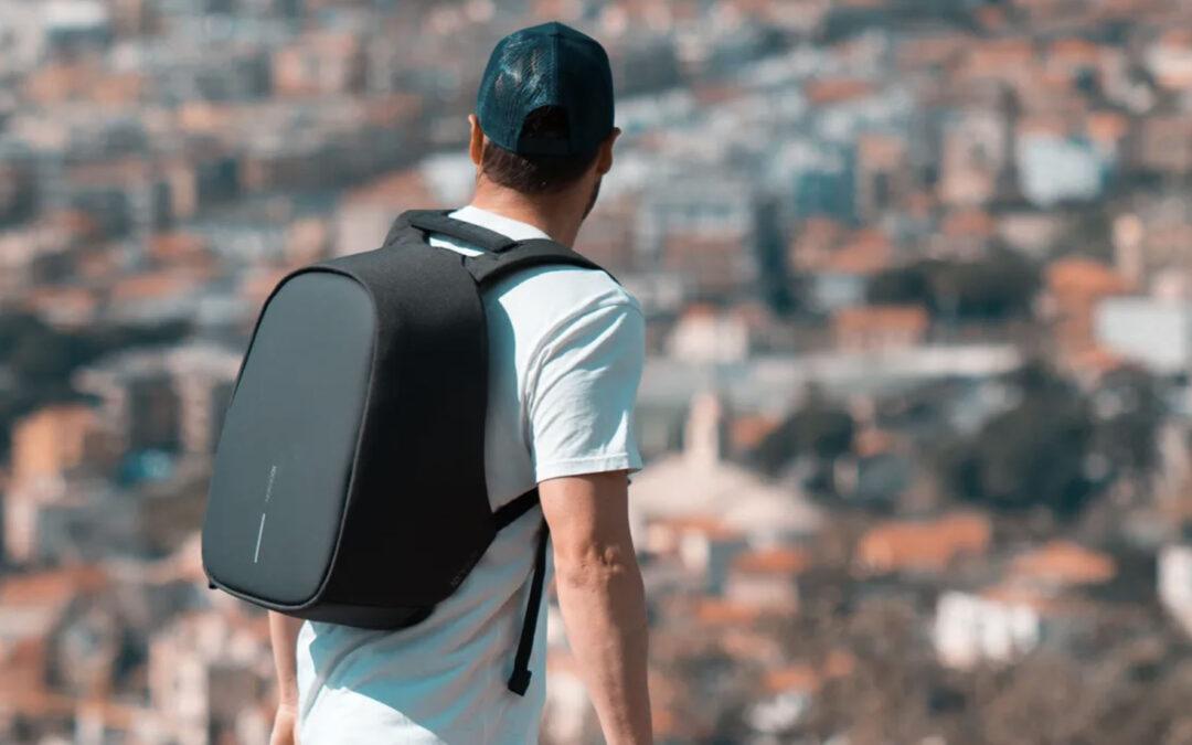 Mit diesem Rucksack geht es sicher auf den nächsten Städtetrip – Der Anti-Diebstahl Rucksack