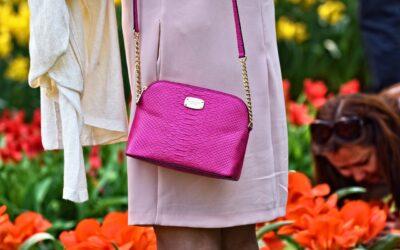 Revolutionär oder Retro – Die rosa Tasche!