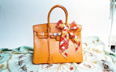 Bist du auf der Suche nach einer Tasche mit Flair und Luxus Ausstrahlung? Dann bist du hier an der richtigen Adresse!